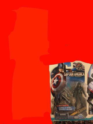 "Marvel Universe 3.75"" Action Figures"