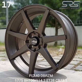 🌟17 INCH RIM🌟MODEL CODE: FLA40 DBRZM