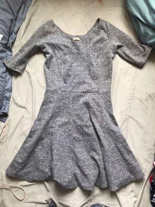 Holister Grey dress