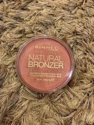 Rimmel Sun Glow Bronzer