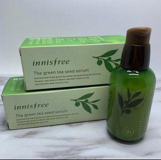 包郵 - Innisfree Green Tea Seed Serum