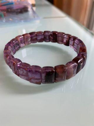 紫幽靈手排