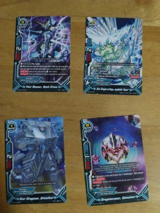 Buddyfight Cards Star Dragon world