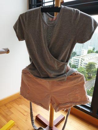 T-shirt & pants