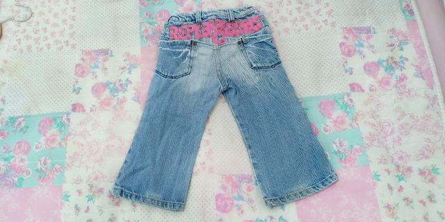 REPLAY Denim Jeans Size 12 Months