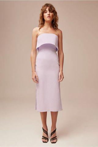 C/MEO Collective Love Like This Dress - Lilac