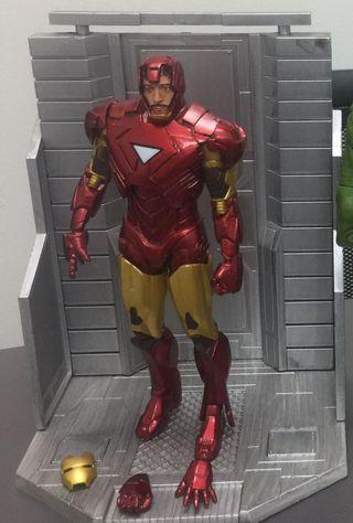 "🚚 Marvel Select Avengers Iron Man MCU 7"" Action Figures (loose)"