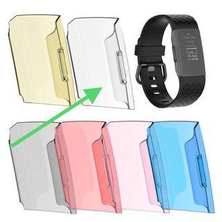 Fitbit Charge 3 Hard-Case Cover Protector