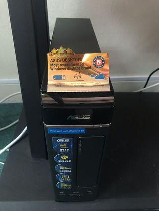 ASUS 電腦 全新 一年保養