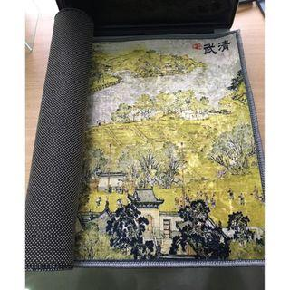 beautiful floor mat