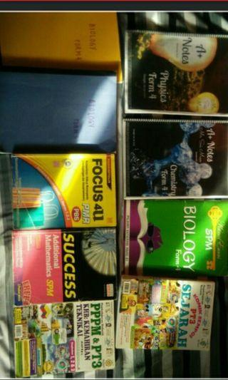 SPM Reference Books , PT3 reference books