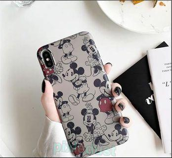mickey mouse phone casing