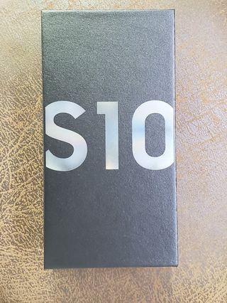 Samsung S10 8+128Gb