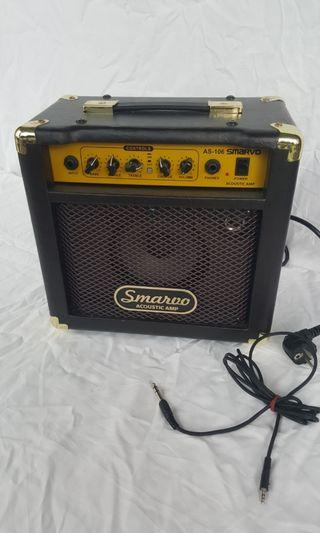 🚚 Guitar Amplifier (Acoustic Amp)