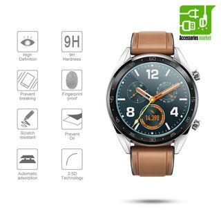 Huawei Watch GT Tempered Glass Screen Protector