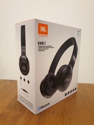 JBL E45BT Wireless Headphones