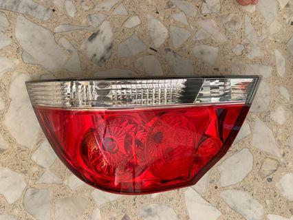 Mitsubishi GLX back Light