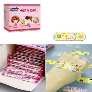 Cartoon Bandage