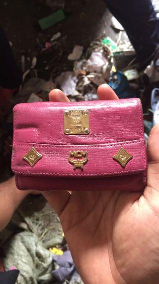 Mcm mini wallet