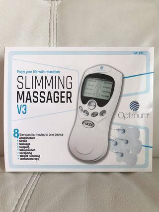 Slimming massager