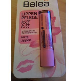 🚚 德國 Balea 玫瑰護唇膏
