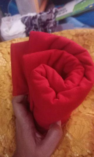 Pashmina / scarf merah cabe bagus bangett