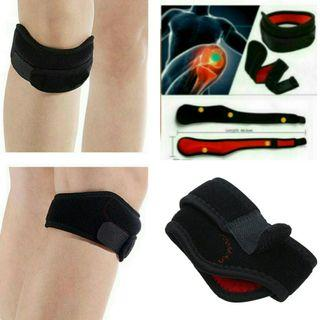 Sports Knee Brace Support Exercise Protector Guard (1 Pair)