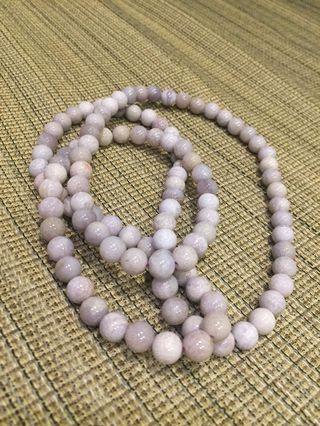 天然寶石-珊瑚玉(多圈手鍊,項鍊)
