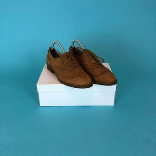 Wingtip Loafers