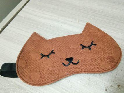 Cute Eye mask with cooler pack