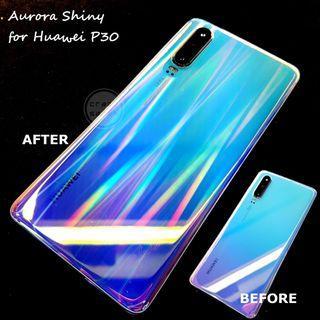 Huawei P30 Aurora Shiny Nano HydroGel Back Film