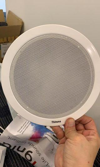 6x Thinuna Ceiling speaker for sale