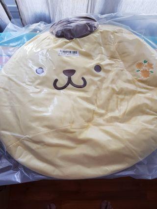 Pompompurin Mochi cushion