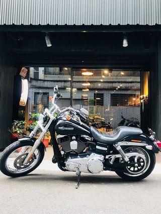 2011年 哈雷 Harley Davidson FXDC Dyna Super Glide custom 太古 可分期 免頭款 歡迎車換車 網路評價最優 業界分期利息最低 嬉皮 美式