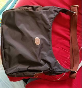 Longchamp 斜揹袋 (尼龍)  shoulder bag (nylon)