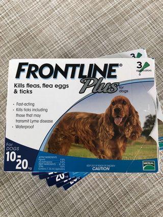 Frontline Plus 10 to 10kg