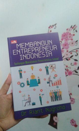 Buku Membangun Enterpreneur Indonesia #mauvivo