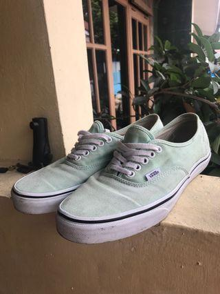 Vans Authentic Mint 42 original