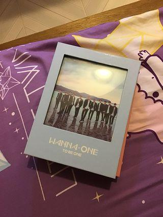 WANNA ONE 出道專 TO BE ONE SKY VER.