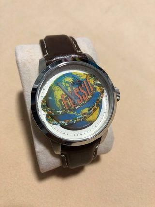 Authentic Fossil Watch *Special Edition* - FS4899 (Genuine Leather Strap)