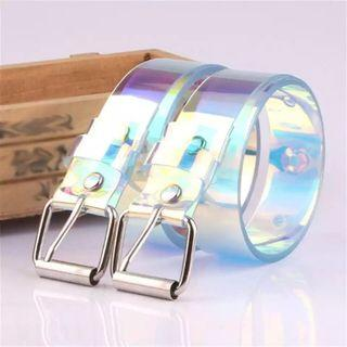 🚚 Holographic Belt [PO]