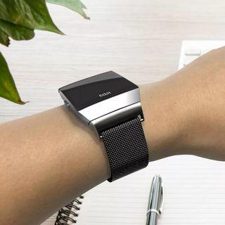 New Instock JANSIN Fitbit Ionic Strap / Ionic band new