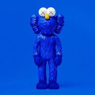 ⚠️5/27結單⚠️ KAWS BFF BLUE OPEN EDITION MOMA 💙限量款藍色💙