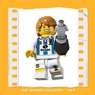 最後3️⃣隻📮包平郵⭐️Lego Minifig Minifigures Series 4 Soccer Player
