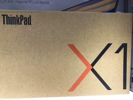 Lenovo X1 Carbon送Microsoft 365個人版