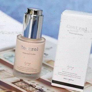 LEJONG CONTROL(二奶霜)韓國醫美級絲滑透亮水光燈泡肌水蜜桃妝前乳/35ML