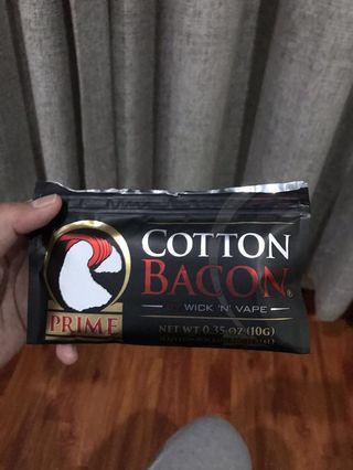 Kapas Vape Cotton Bacon Atomix Luxury