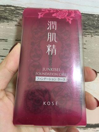 Fasio kose 潤肌精 高絲旗下通用粉餅盒