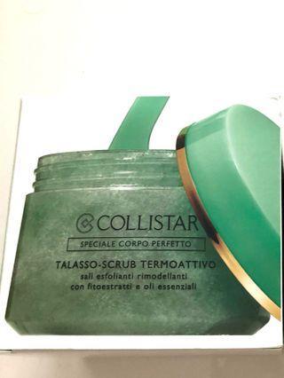 🚚 🔥Sale Big tub Collistar Thermoactive talasso scrub 700g