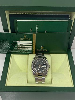 Rolex Oyster Perpetual Ref116200
